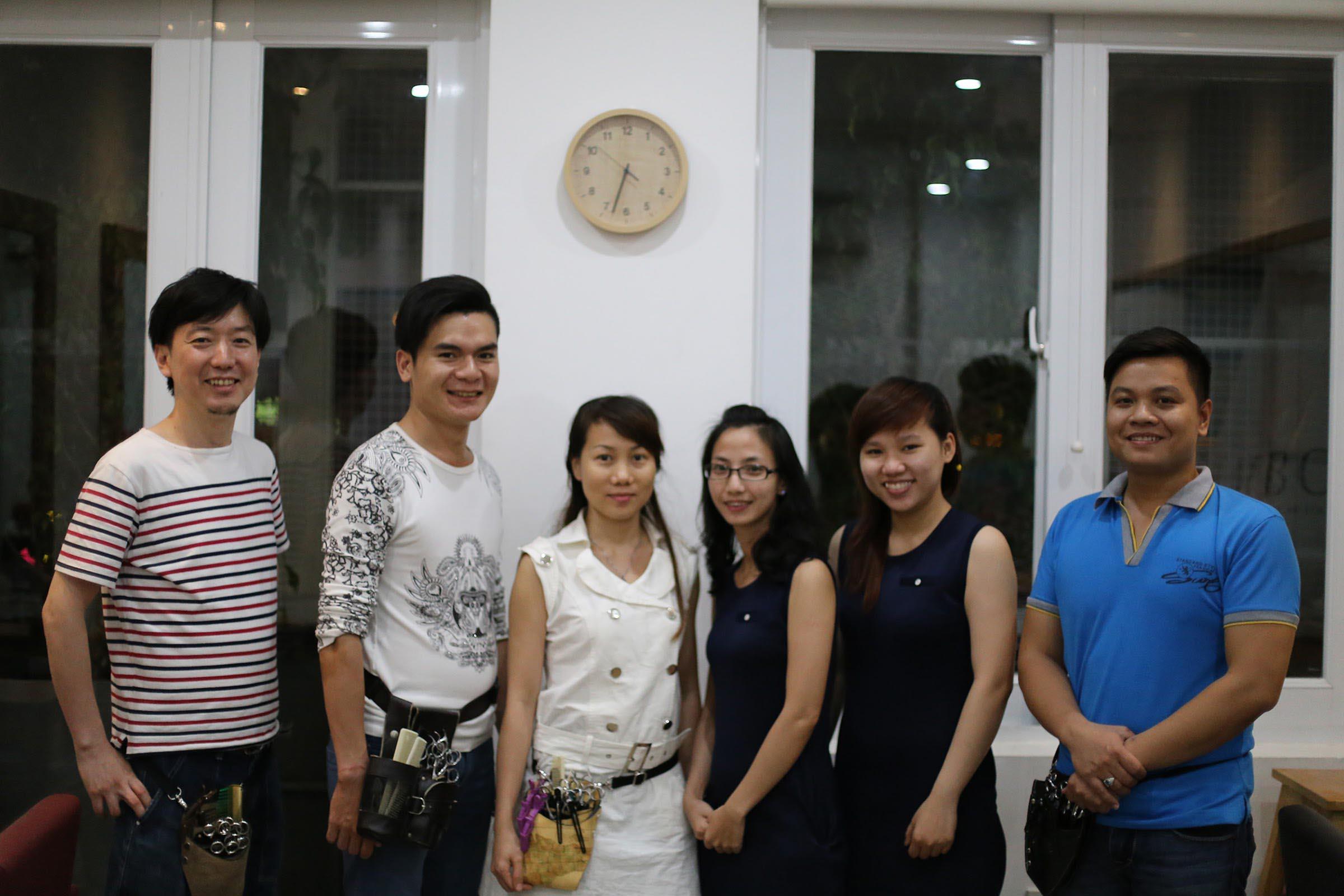ベトナム アンブー 海外美容師 日本人美容師 スタイリスト募集