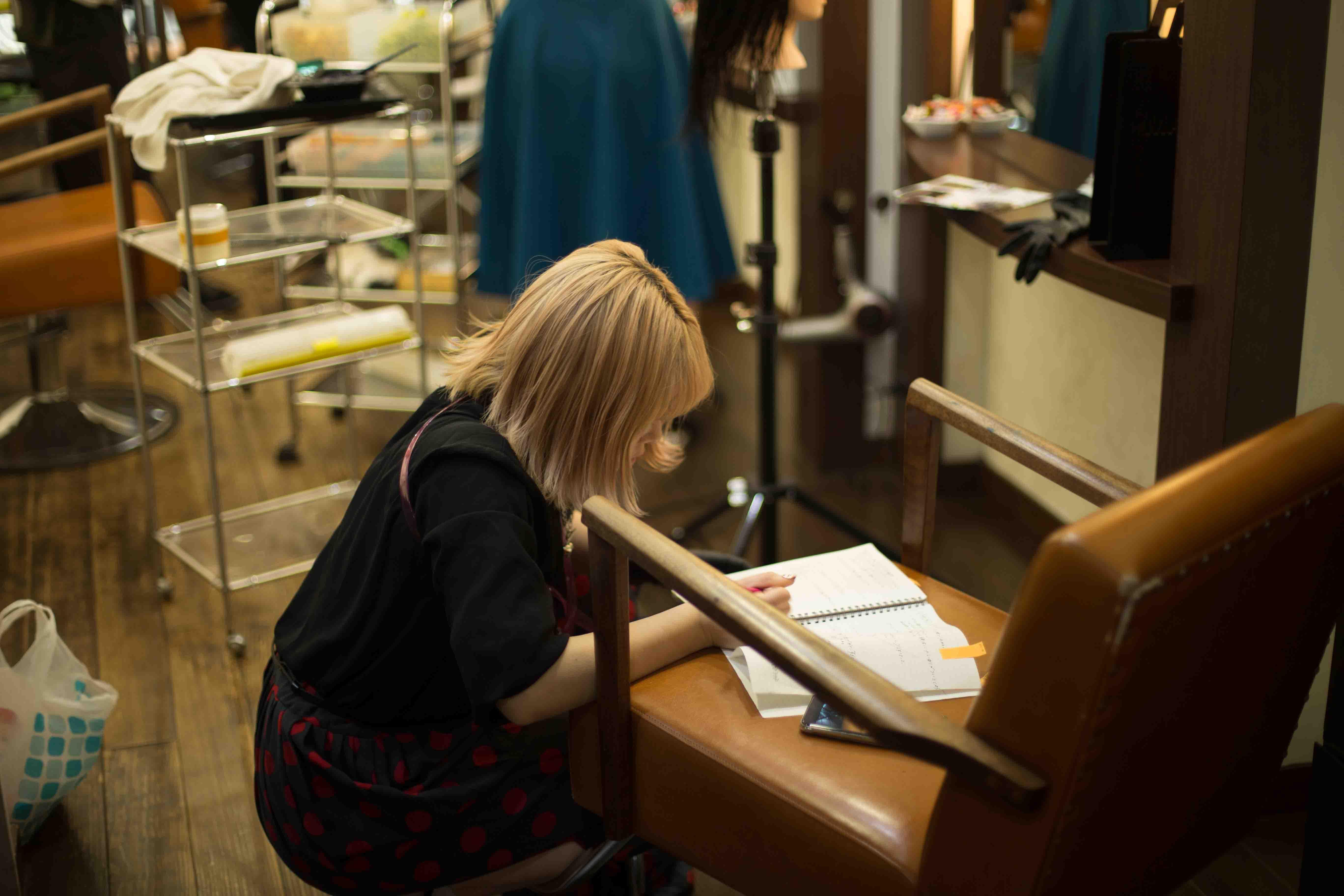 表参道 海外 海外就職 英語 美容師 美容室 インバウンド 転職 就職 ワーホリ ママ美容師 美容学生