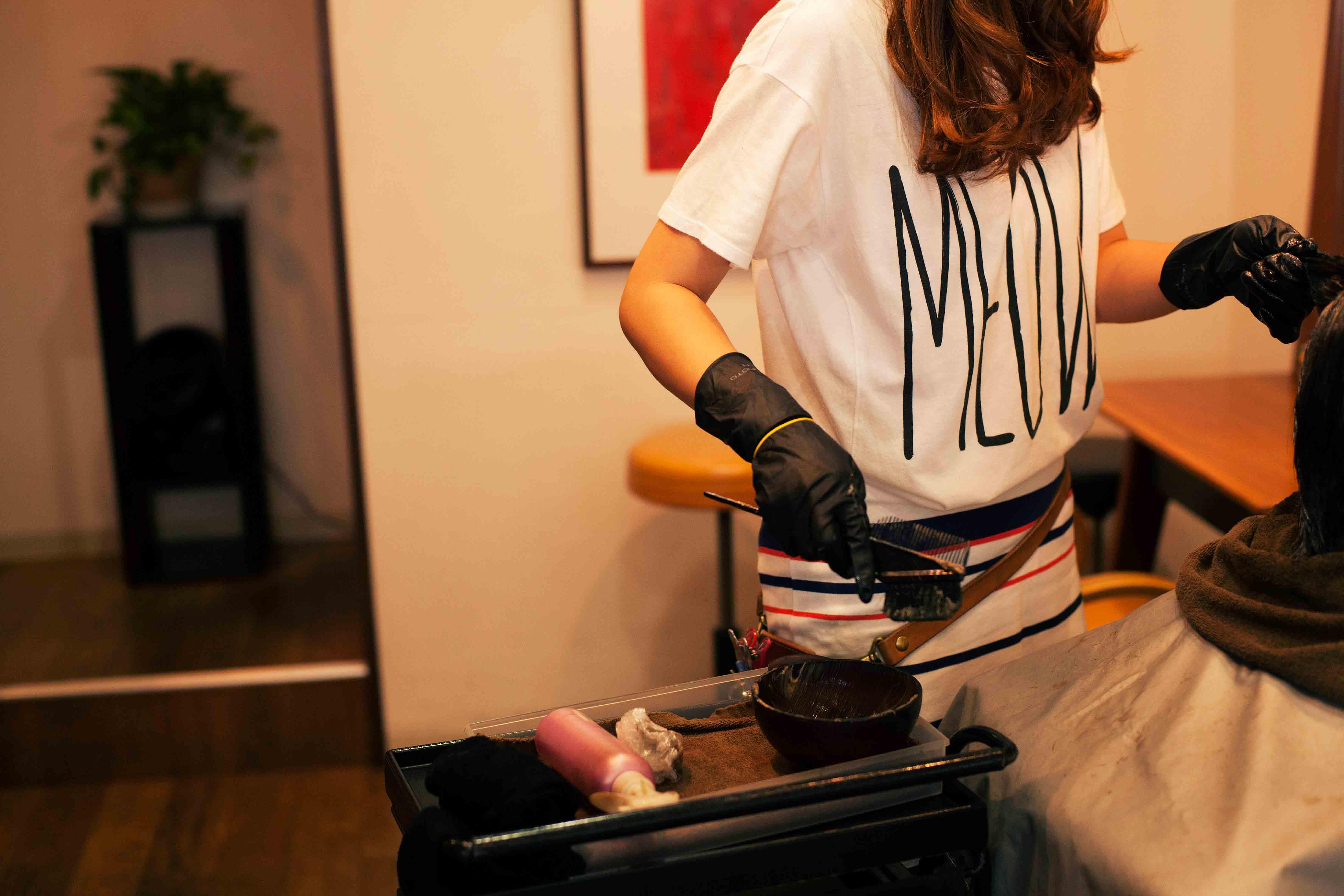 東京 自由が丘 美容室 中途 美容師募集 ペレ pele
