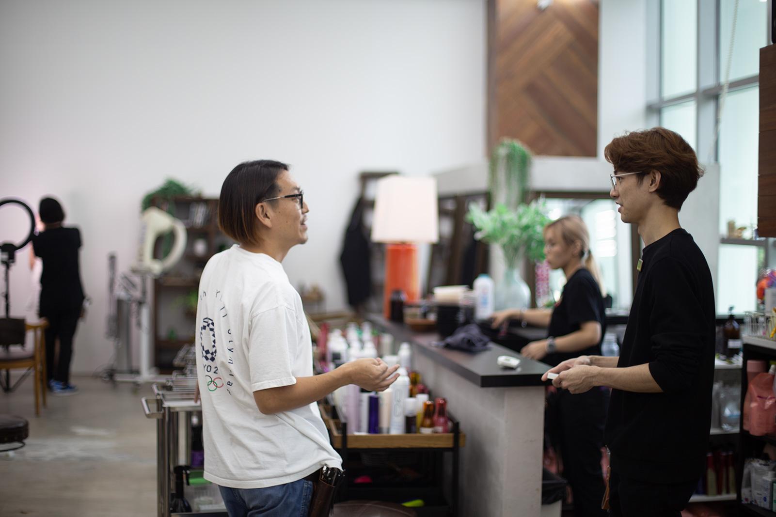 インドネシア ジャカルタ シンガポール マレーシア クアラルンプール 日系美容室 日系サロン 海外就職 美容師 日本人美容師 英語 海外美容室