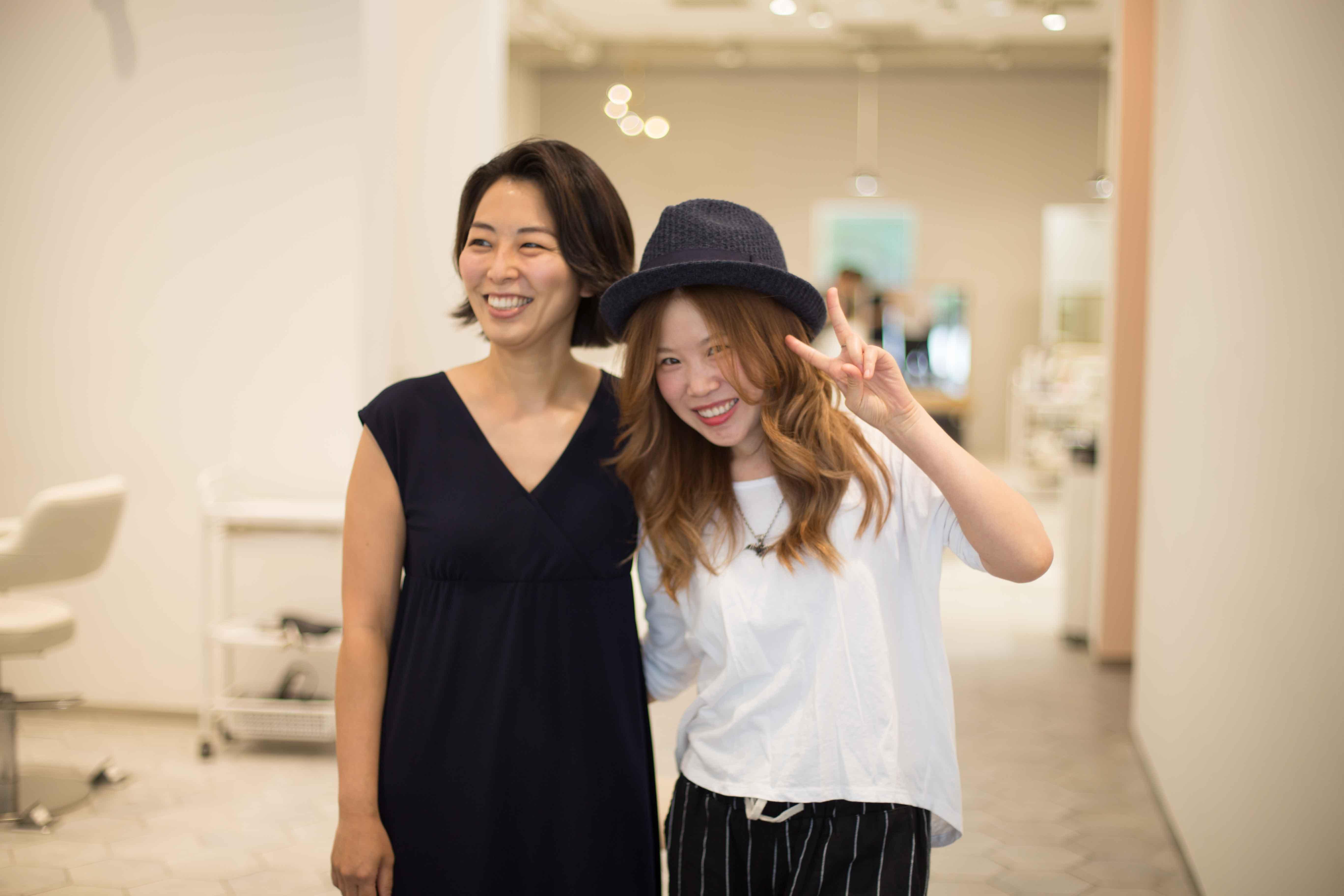 中国 北京 日系美容室 日系サロン 日本人美容師 海外就職