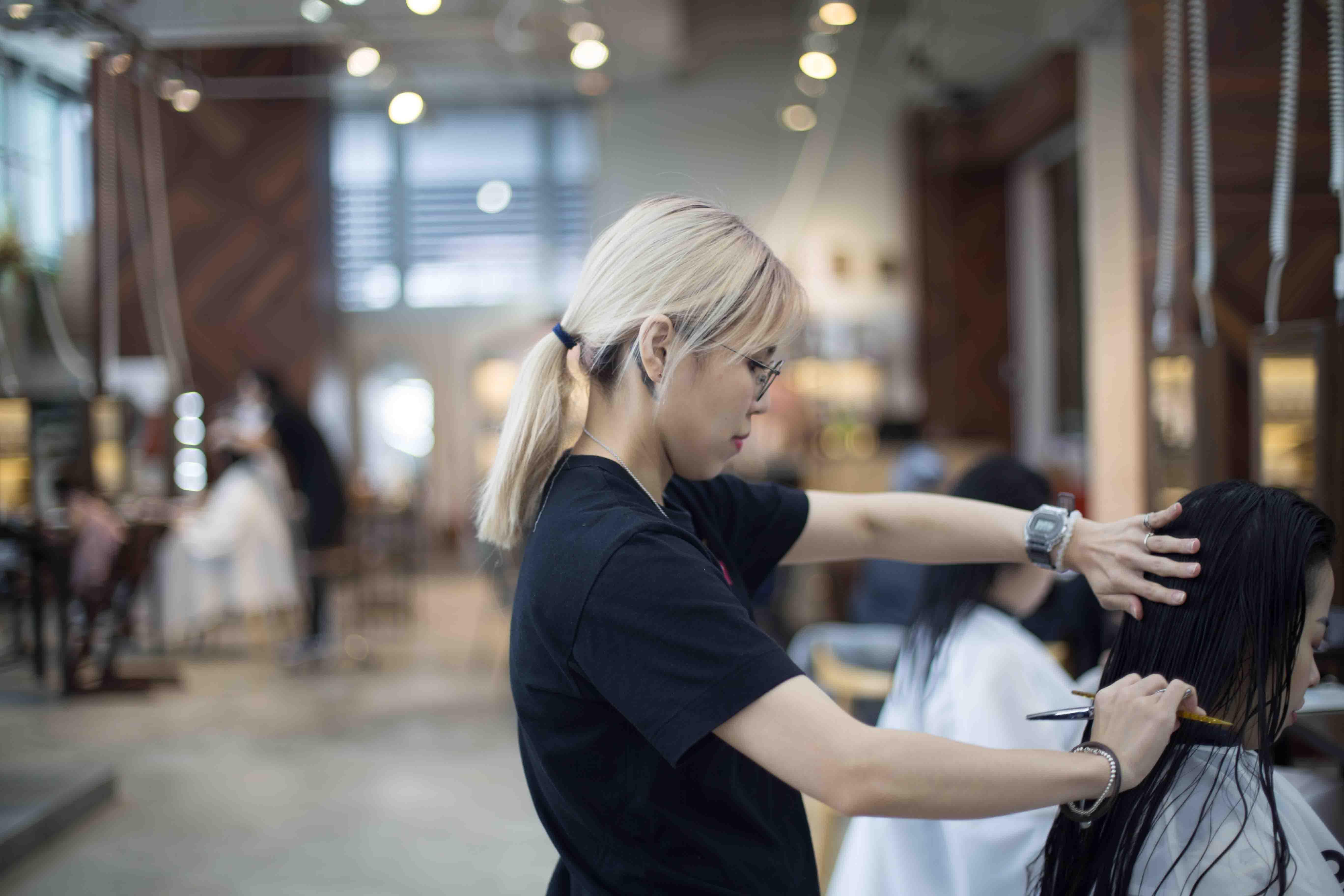 シンガポール 日系サロン 日系美容室 海外就職 海外美容師 海外美容室 英語