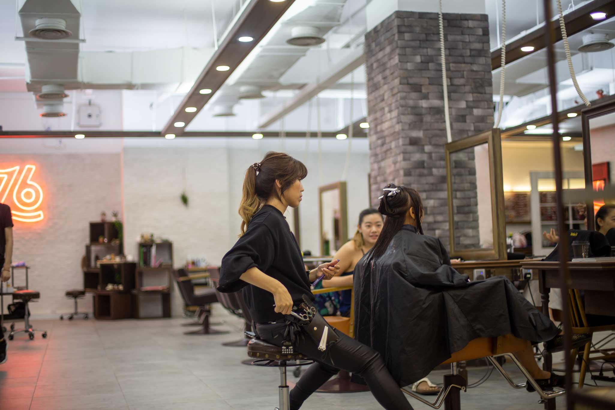 マレーシア クアラルンプール ジョホールバル 日系サロン 日系美容室 海外就職 海外美容師 海外美容室 英語 英会話